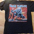 Iron Maiden - A real live one (T-shirt)