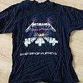 Metallica - Master of puppets (T-shirt)