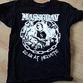 Massgrav - 20 år åt helvete (T-shirt)