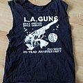 L.A. Guns - 20 year anniversary (cut T-shirt)