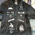 B/W Jacket (finished front)