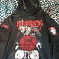 Possessed - Battle Jacket - Patched Possessed Hoodie