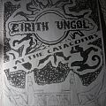 Flyer from CIRITH UNGOL's first gig
