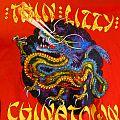 Thin Lizzy Red Chinatown shirt