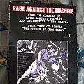 Rage Against the Machine- Live VHS with Ghost of Tom Joad single