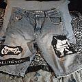 Rocker shorts Battle Jacket