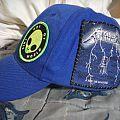 Smoke shop hat Battle Jacket