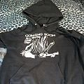 Burzum- 'Tour 92' Pointed Hoodie Hooded Top