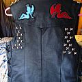 None - Battle Jacket - First time studding leather