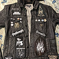 Mournful Congregation - Battle Jacket - Black & White Jacket Update