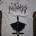 Katharsis Kruzifixxion DIY tshirt
