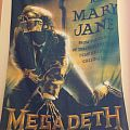Megadeth Mary Jane Flag