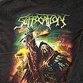 """Suffocation """"Pinnacle of bedlam"""" TS"""