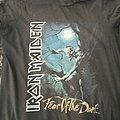 "Iron Maiden ""Fear of the dark"" tshirt"