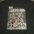 "The Sickening ""Sicknes Unfold"" tshirt"