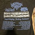 Archgoat - 2017 Angelslaying Fucking Darkness USA tour shirt