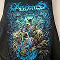 Aborted - Blue Zombie Horde Design T-shirt