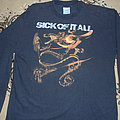 Sick Of It All - TShirt or Longsleeve - Sick of it all-Scratch the surface longsleeve OG size: XL