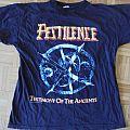 "Pestilence - TShirt or Longsleeve - Pestilence ""Testimony of the ancients""-Shirt"
