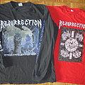 Resurrection- orig. LS & shirt 1993 size: XL / L