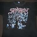 "Suffocation-""Breeding the Spawn""-shirt size large"