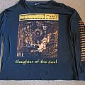 """At The Gates """"Slaughter of the soul""""-Longsleeve Size XL"""