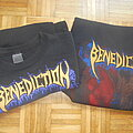 Benediction - TShirt or Longsleeve - 1991 Benediction The Grand Leveller & 1992 Dark is the season-Sweater XL