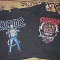 "Original Kreator  ""Terrible certainty-World Tour 1987""-shirt"
