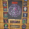 Benediction - Patch - Various patches (orig. 80s-90s merchandise)