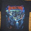 Benediction - TShirt or Longsleeve - Benediction-1993-World violation-tour-shirt  size: XL