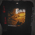 "Orig. ""Brutaliy-When the sky turns black""-LS size XL"