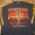 "The Crown - TShirt or Longsleeve - The Crown ""Eternal death""-LS size XL"