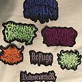 Custom Brutal Death Metal/Hardcore Patches