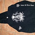 "Behexen ""By the Blessing of Satan""-hoodie. Hooded Top"