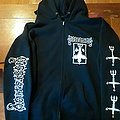 Dissection 'The Somberlain' zip-up