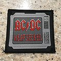 AC/DC - Heat Seeker Patch