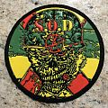Stormtroopers Of Death rubber patch