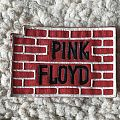 Pink Floyd - Patch - Pink Floyd - The Wall rubber patch
