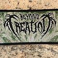 Beyond Creation - Mini Strip Patch