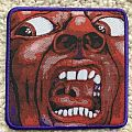 King Crimson - In The Court Of The Crimson King patch