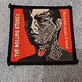 Rolling Stones - Tattoo You World Tour patch