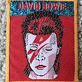 David Bowie - Aladdin Sane Patch