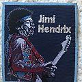 Jimi Hendrix - Patch - Jimi Hendrix - Woven patch