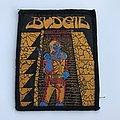 Budgie - Night Flight Europe patch