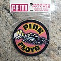 Pink Floyd - Wish You Were Here Patch