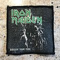 Iron Maiden - 1980 UK Tour Patch