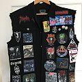Vest 98% complete