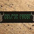 Celtic Frost - Strip Patch