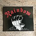 Rainbow - mini backpatch