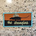 The Stranglers - Rattus Norvegicus Patch
